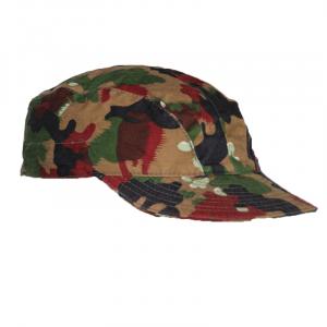 Gorra Militar swiss Alpenflage