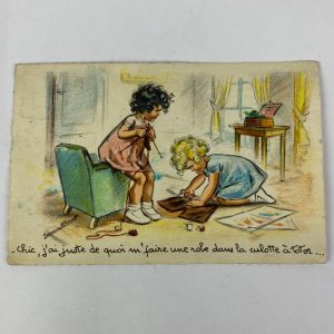 postal-ww2-francesa
