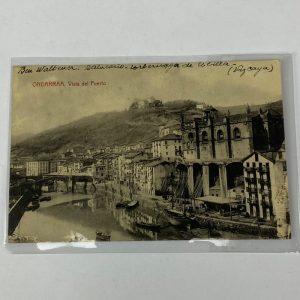 Tarjeta Postal 1943