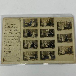 Tarjeta Postal época de Alfonso XIII