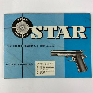 Manual para Pistola STAR
