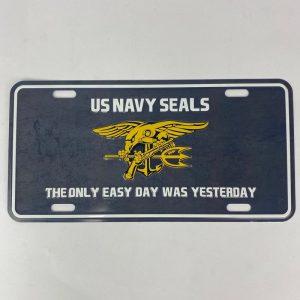 Cartel US NAVY Seals