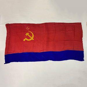 Bandera de la RSS de Azerbaiyán URSS
