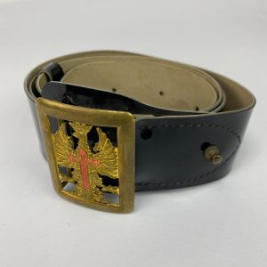 cinturon gala Franco R43 Ceñidor