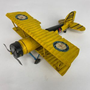 ww1 british biplane