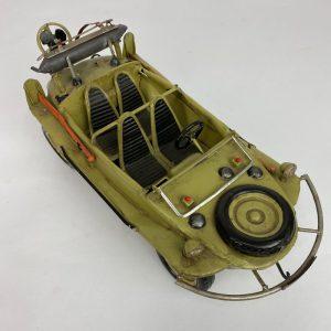 VW Schwimmwagen metal toy