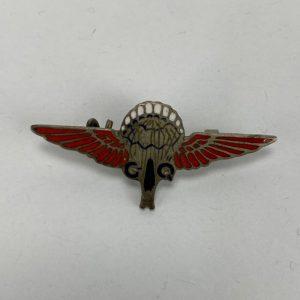 Insignia Paracaidista G.Q. Company