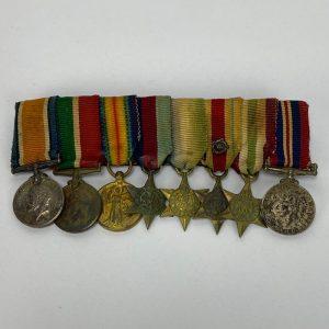 Pasador Británico WW1 y WW2 Miniatura