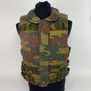 belgium military vest