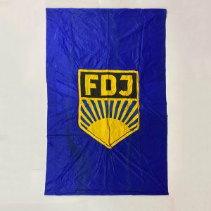 Bandera FDJ RDA