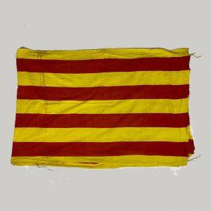 Bandera catalunya balcon