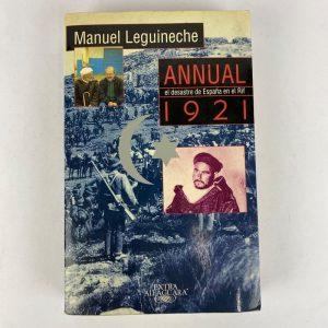 Libro Annual 1921. Manuel Leguineche