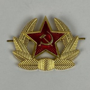 Insignia para Gorra Estrella Soviética