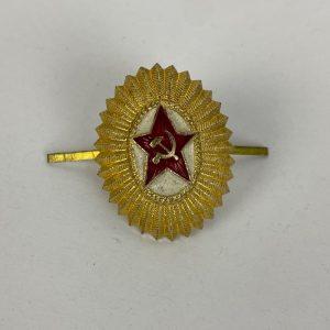 Insignia para Gorra Armada Soviética