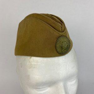 Gorra Cuartelera Pilotka Soviética Oficial Campaña