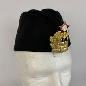 Gorra Cuartelera Pilotka Oficial Armada URSS