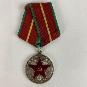Medalla 20 Años servicio Excelente