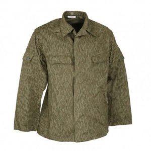 Camisa Militar de la RDA 2 Bolsillos